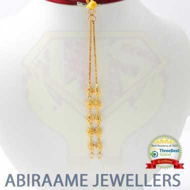 earrings chain, matilu, ear chain, champasaralu, maatal, earring support chain, earrings support, ear chain matilu