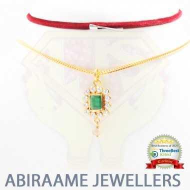Emerald stone ring 3