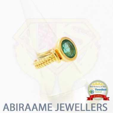 Emerald Stone RING 20