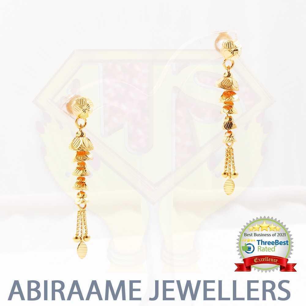 new jhumka design gold, jhumka latest design of gold earrings, long jhumka earrings, new jhumka design 2021