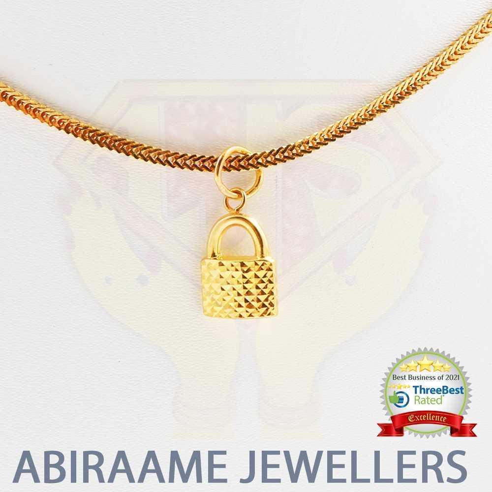 gold lock necklace, gold lock pendant, lock necklace, gold padlock necklace, lock pendant, 2021 jewellery trend