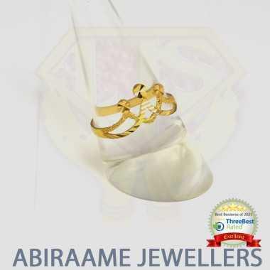 Fancy Crown Ring