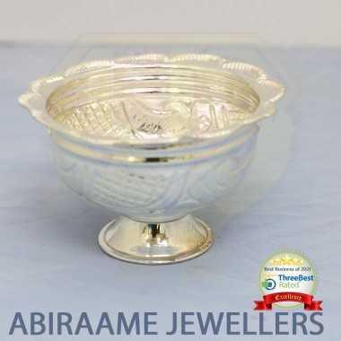Silver Sandal Bowl 1