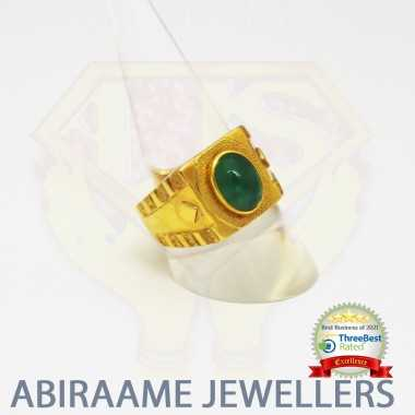 Jade Stone Ring