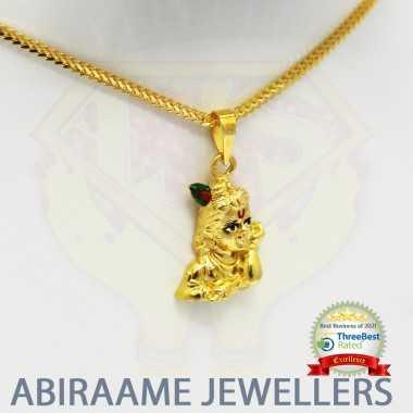 Krishna locket, Krishna pendant, radha Krishna locket, Krishna pendant gold, Krishna locket gold, kanha ji locket